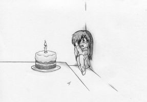 Happy Birthday Hanako by Furin94