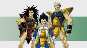 Last of the Saiyans by djzutkovic