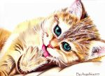 Mr.CutieCat by angelheart05