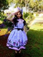 Fantastic dolly by marionetteluv