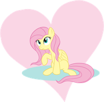 Fluttershy Heart by Kasun05