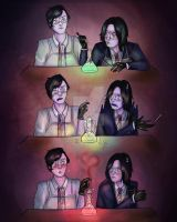 You're my chemical romance. by MissFreakyLuce