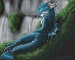 Vantid-The Quiet Place by jaxxblackfox