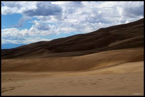 The Dunes III by impgrrrl
