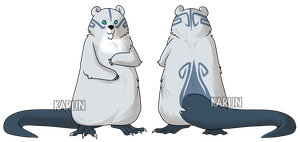 Custom Otterbear 2 by Karijn-s-Basement