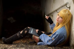 Death Note by Miko-Bura