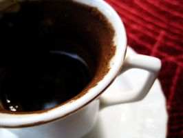 one cup turkish coffee by physcop
