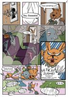 ZUSHIE - Put yourself together, Missy! - Page 1 by Sunny-X-Ray