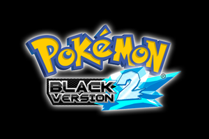 Fanmade Pokemon Black Version 2 Logo by MaurizioVit