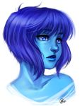 Lapis sketchy paint exmple by Roots-Love