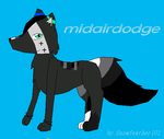 trade for midairdodge by Snowfeather101