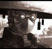 Gunther speed painting by Karbo