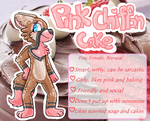 .:Adopt - Pink Chiffon Cake:. OPEN by LeafRatpower