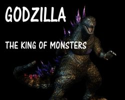 Godzilla: The King Of Monsters by Lordstrscream94