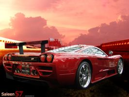 Saleen S7 by sonic