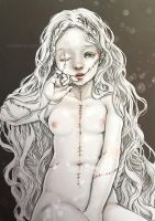 Corpse Girl by Alconoxt