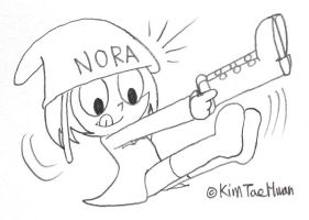 Nora's Boots by komi114