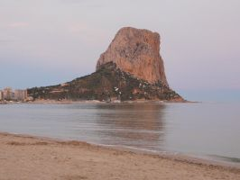 Ifach Calpe by Iron-Star
