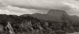 Torridon view by AlexGutkin