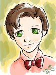 Portrait of a Doctor by Linka-Neo