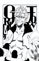 just another grimmjow by Baladur