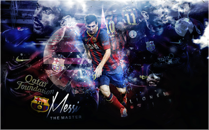 Messi Wallpaper by workoutf