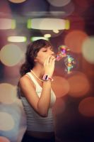 bubbles by RobbyP