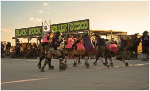roller derby by rosco-the-third