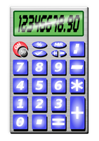 simple calculator by pastakiller