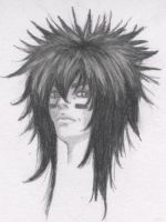 Nikki Sixx - Unfinished by YazVolKanik