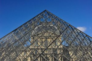 Louvre Pyramid by Nile-Paparazzi