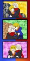 Dedication to Soviet and England~ by Ask-Soviet-Russia