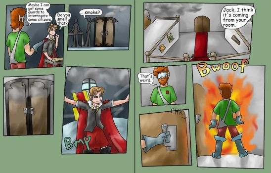 We 3 Kings pages 137-138 by ShadowCatGamer
