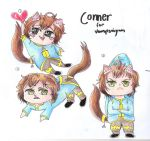 REQUEST: Connor Paperchild(s) by Avato-chan