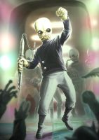 Modal Nodes - Dance Wars by Robert-Shane