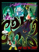 The Mystery Skulls Misadventures: 'Wounds' pg33 by Anastas-C