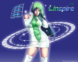 Linspire-tan Wallpaper by transfuse