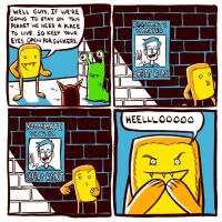 Monster Comix 3 by glassonion14