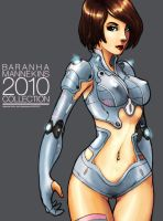 2010 Mannekins Collection by Baranha
