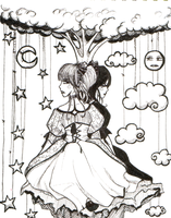 Lolita and The Sky Tree by sephlorraine