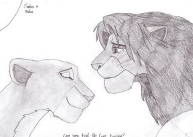 Can you feel the love tonight by perfectpureblood