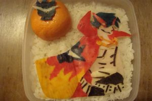 Kamina bento by bookadict