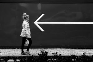 Wrong Way by MJ-SHOOTS-PEOPLE