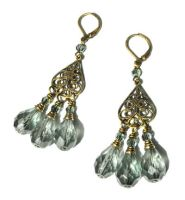 Lady of the Lake earrings by JLHilton