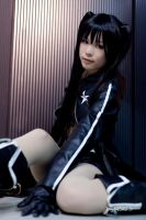 Black Rock shooter 02 by YumiCosplay