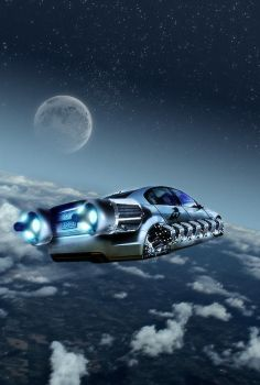 Space Car by rod750