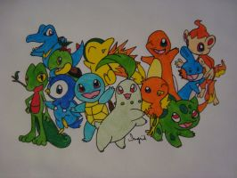 Starters by cameragirl123