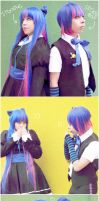 Stocking x Stocking by in-ciel