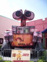 WALL-E by coloradorebel