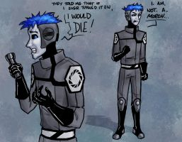 Humanized Wheatley by DeepChrome